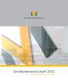 Die Markenwirtschaft 2012 |  Jahresbericht des Markenverbandes