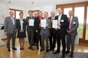 Jury und Preisträger