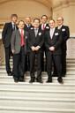 Gruppenbild der Referenten