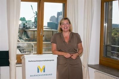 Begrüßung durch Julia Klöckner, MdL Rheinland-Pfalz