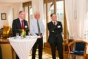 Dr. Jörg Schillinger, Prof. Dr. Christoph Fasel, Dr. Alexander Dröge (Jury)