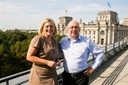 Julia Klöckner MdL im Gespräch mit Gerd Billen (Jury)