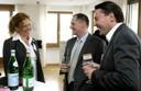 Prof. Barbara Brandstetter, Dr. Alexander Dröge, Thomas Schickling (v.l.)