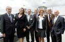 Gruppenfoto der Jury mit Julia Klöckner