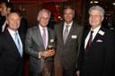 Jens Plachetka, Franz-Peter Falke, Wolfgang Bosbach MdB, Dr. Michael Braun