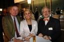 Dr. Wolfgang Götzer MdB, Bianca Moritz, Dr. Rüdiger Sannwaldt, Deutscher Bundestag