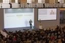 Begrüßung Franz-Peter Falke, Präsident des Markenverbandes