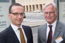 Heiko Maas, Bundesminister der Justiz und für Verbraucherschutz, und F.P. Falke