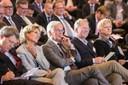 (v.l.) Dr. R. Zinkann, Marijke Mars, F.P. Falke, Sebastian Turner, Renate Künast