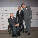 Dr. Wolfgang Schäuble, Franz-Peter Falke, Dr. Reinhard Zinkann