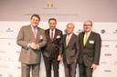 Dr. Reinhard Zinkann, Christian Lindner, Franz-Peter Falke, Chrstian Köhler