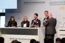Panel mit Volker Wieprecht, Moderator radioeins