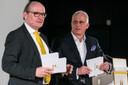 Wrap Up: Christian Köhler, Hauptgeschäftsführer des Markenverbandes, und Volker Wieprecht