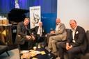 Dr. Reinhard Christian Zinkann mit Gästen